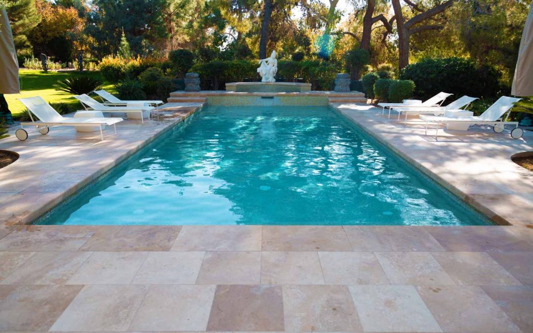 The Hard Water Effect On Swimming Pools